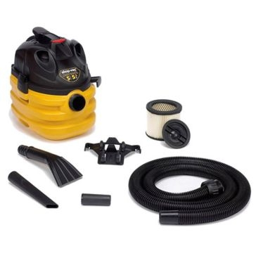 Shop-Vac Portable Wet/ Dry Vaccum
