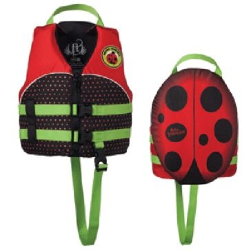 Full Throttle Water Buddies Ladybug 104300-10000114