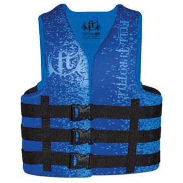 Full Throtle Adult Rapid Dry Life Vest 142000-50005016