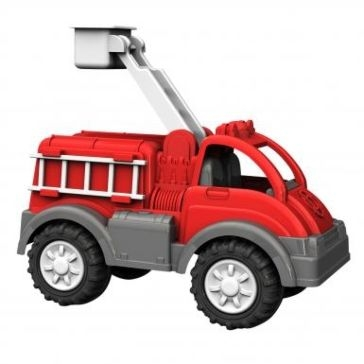 American Plastic Toys Gigantic Fire Truck