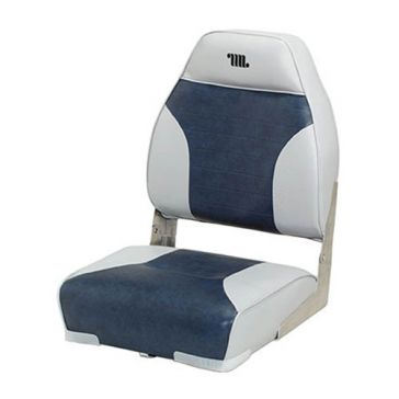 Wise Mid Back Fold Down Boat Seat 8WD588PLS-660
