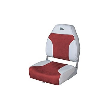 Wise Mid Back Fold Down Boat Seat 8WD588PLS-661