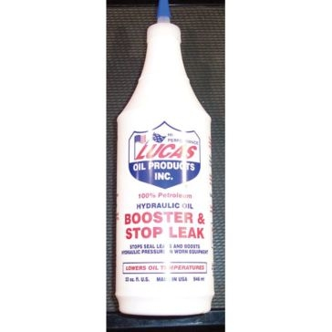Lucas 1 qt. Hydraulic Oil Booster & Stop Leak 10019