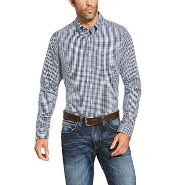Ariat Wrinkle-Free Vaughn Shirt