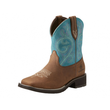 Ariat Ladies Shasta H2O Fatbaby Boot