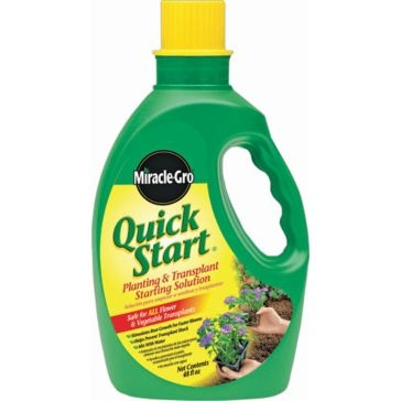 Miracle-Gro Quick Start Planting & Transplant Solution 48oz