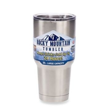 Rocky Mountain Tumbler 30oz.