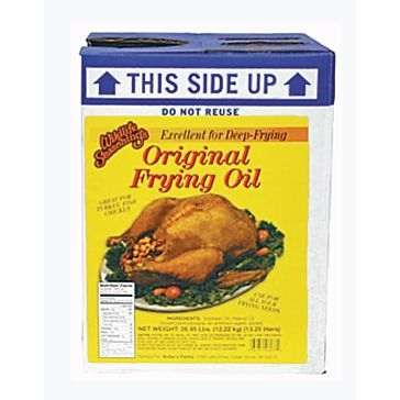 Butler's Pantry 3 Gallon Soy/Peanut Blend Frying Oil