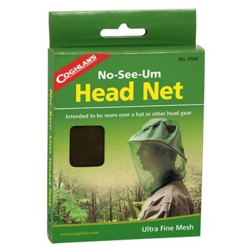 Coghlan's No-See-Um Mosquito Head Net 0160