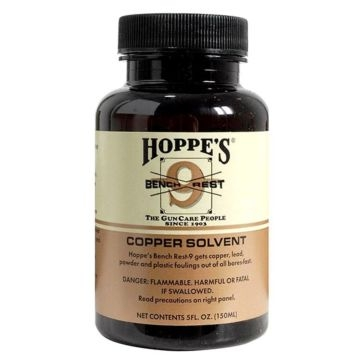 Hoppes 9 Copper Remover Gun Bore Cleaner
