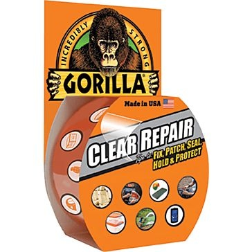 Gorilla Glue Clear Repair Tape 6027003