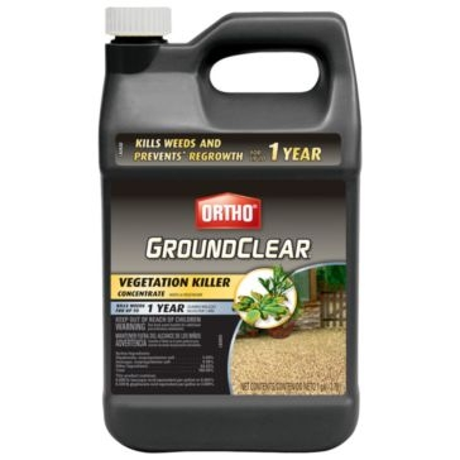 Ortho GroundClear Vegetation Killer Concentrate 1Gal