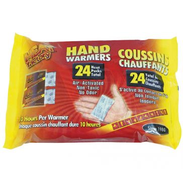 Heat Factory Mini Hand Warmers 12-PK