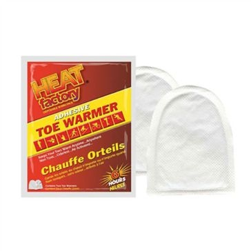 Heat Factory Adhesive Toe Warmers - Pair