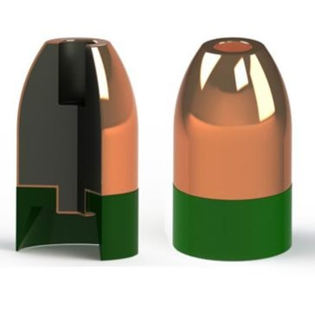 Powerbelt Copper .50 Caliber 245 GR HP Bullets