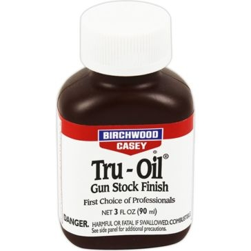 Birchwood Casey Tru-Oil Gun Stock Finish 3fl.oz.