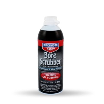 Birchwood Casey Bore Scrubber Foaming Gel