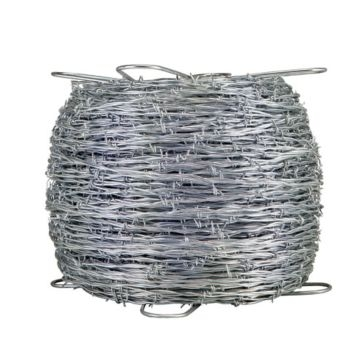 OK Brand Commercial Grade 4 point Barbed Wire 0107-0