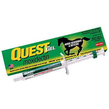 Quest GEL Horse Dewormer & Boticide 169925