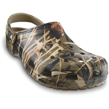 Crocs Men's Realtree Classic Clogs