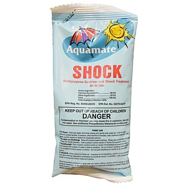 Aquamate 1lb Pool Shock