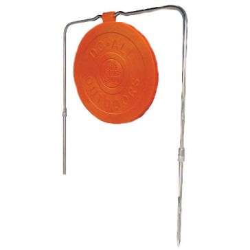 Do-All Outdoors The Big Gong Show Self Healing Target