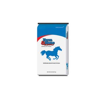 FARM & HOME 12% Pelleted Horse Feed F2852AAA24