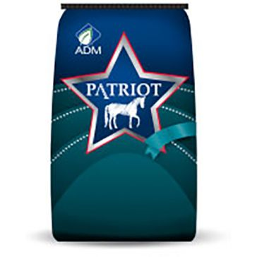 ADM Patriot Feed Easy 14% Forage Horse Feed 50lb