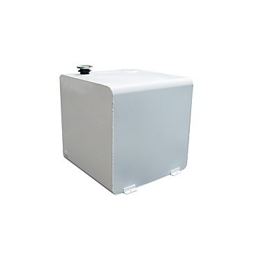 DeeZee 50 Gallon Cube White Transfer Tank