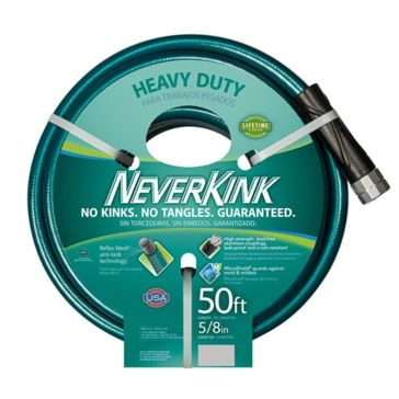 Teknor Apex NeverKink 50ft Heavy Duty Hose