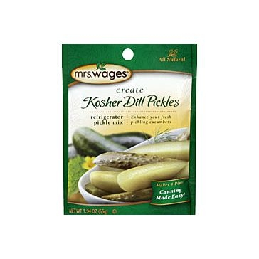 Mrs. Wages Kosher Pickle Mix 1.9oz
