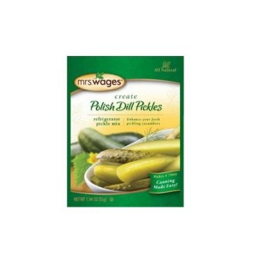 Mrs. Wages Polish Pickle Mix 1.9oz