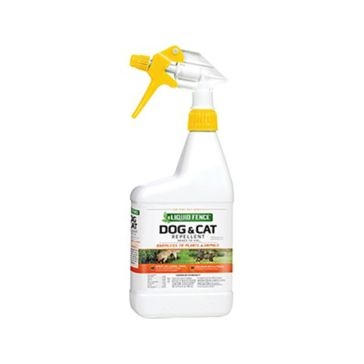 Liquid Fence Dog & Cat Repellent Ready-To-Use2 32oz