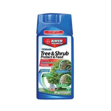 Bayer 12-Month Tree and Shrub Protect and Feed Concentrate 32oz