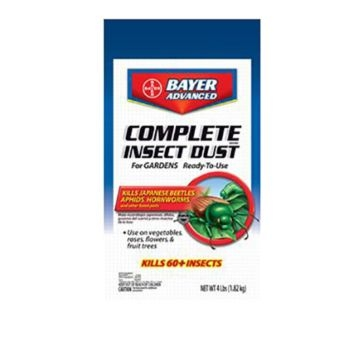 Bayer Complete Insect Dust for Gardens 4lb