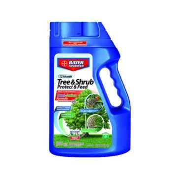 Bayer 12-Month Tree and Shrub Protect and Feed 4lb