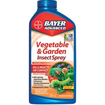 Bayer Vegetable and Garden Insect Spray Concentrate 32oz