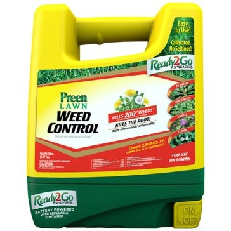 Preen Ready2Go Lawn Weed Control Spreader