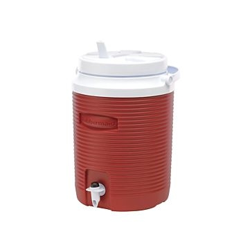 Rubbermaid 2 Gallon Victory Jug Red