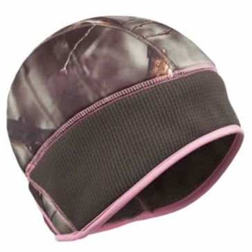 Huntworth Women's Mid Weight Stretch Hat - Oaktree 5542-L-30OT