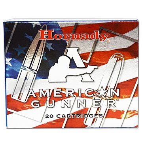 Hornady American Gunner 40 S&W 180 GR XTP 60RD