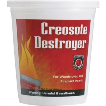 Meeco Creosote Destroyer - 2 lbs
