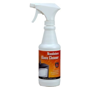 Meeco Glass Cleaner Woodstoves - 16 oz