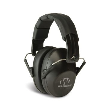 Walkers Game Ear Pro Low Profile Folding Muff