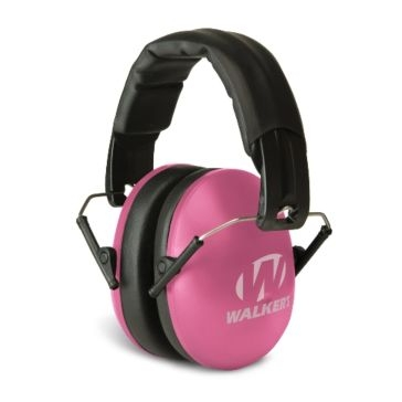 Walkers Game Ear Youth & Women Pink Folding Muff