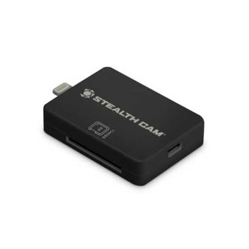 Stealth Cam Memory Card Reader - iOS-Apple