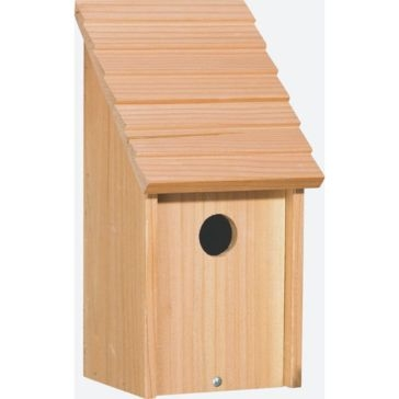 North States Wooden High Rise Bluebird House 1629