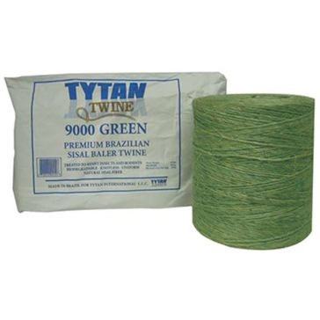 Tytan Premium Brazilian Sisal Baler Twine 9000 Green Square