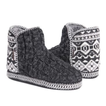 MUK LUKS Leigh Bootie Slippers