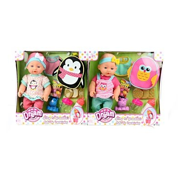 "Gi-Go Toys 12"" Going to Grandma Assorted"